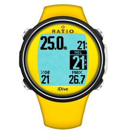 Ratio Ratio iDive Sport - Geel