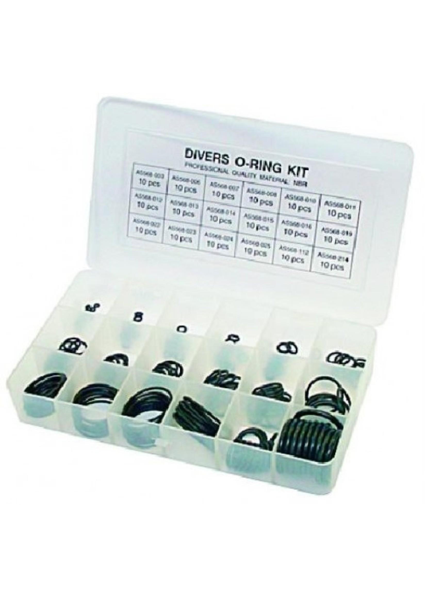 O-Ring Box 180stuks