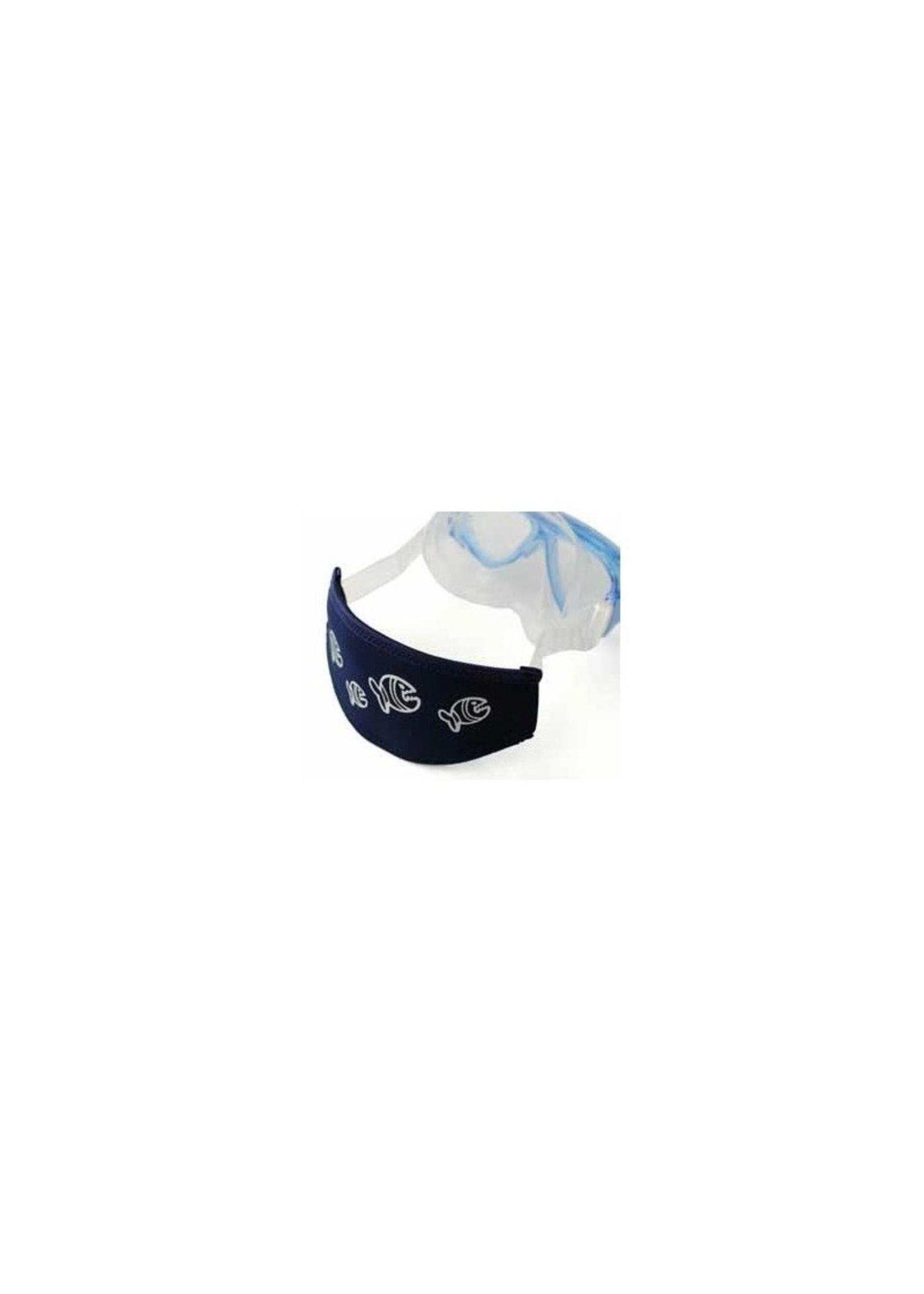 iQ Mask Strap - Royal Navy