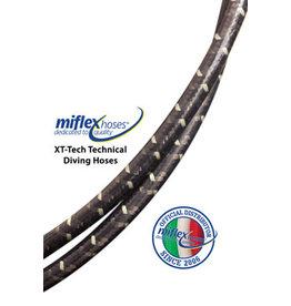 MiFlex Miflex XT-Tech LP Inflator slang - M3/8 - QD