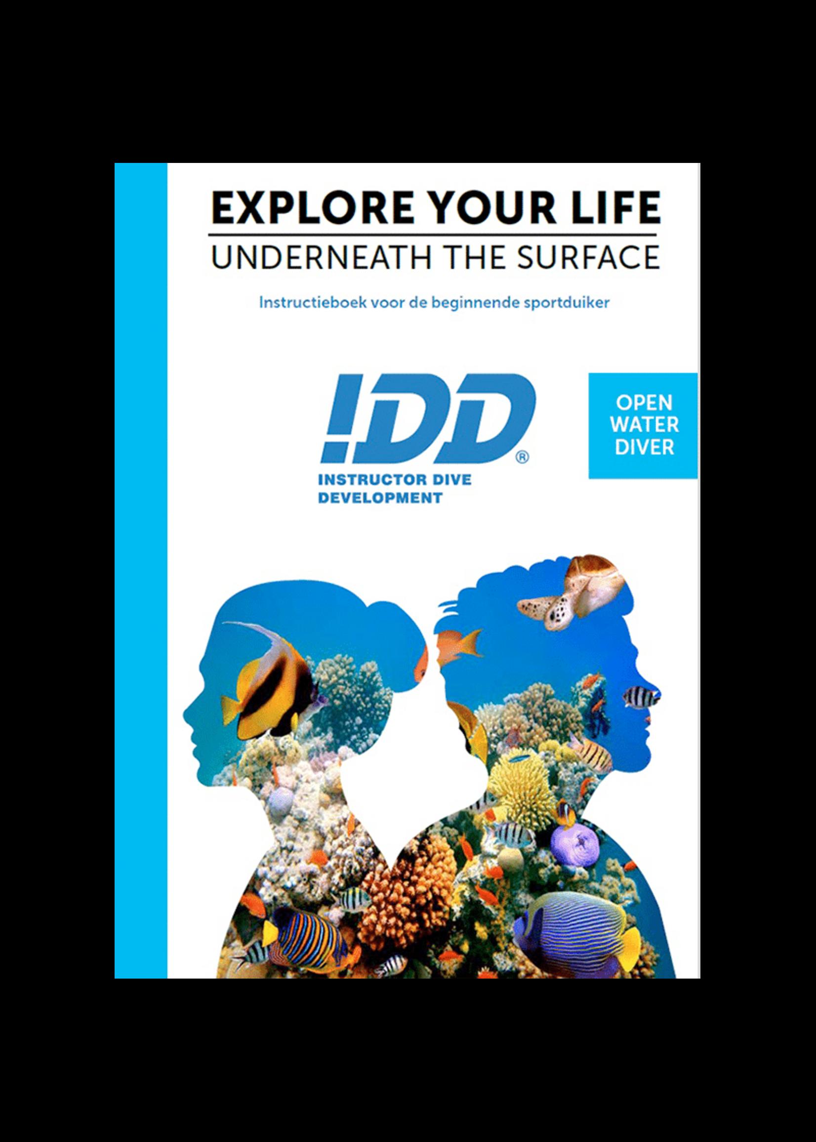 IDD Handboek Open Water Diver