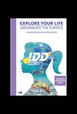 IDD IDD Handboek Advanced Open Water Diver