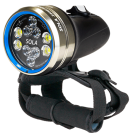 Light & Motion Light&Mottion Sola Dive 2500 S/F