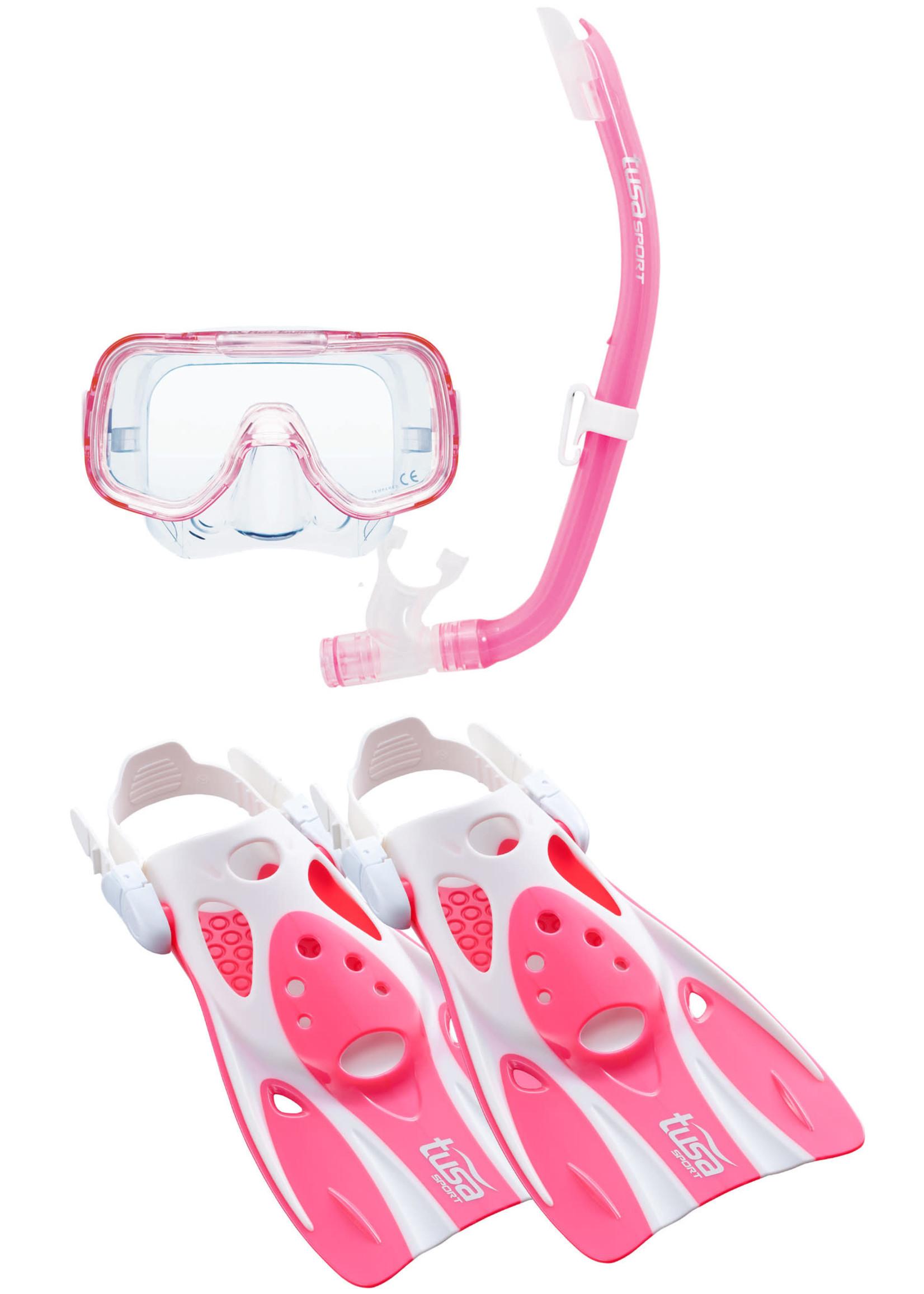 TUSA TUSA Mini-Kleio Hyperdry Youth Travel Set - Pink