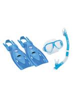 TUSA TUSA Splendive Adult Dry Travel Set - Blue