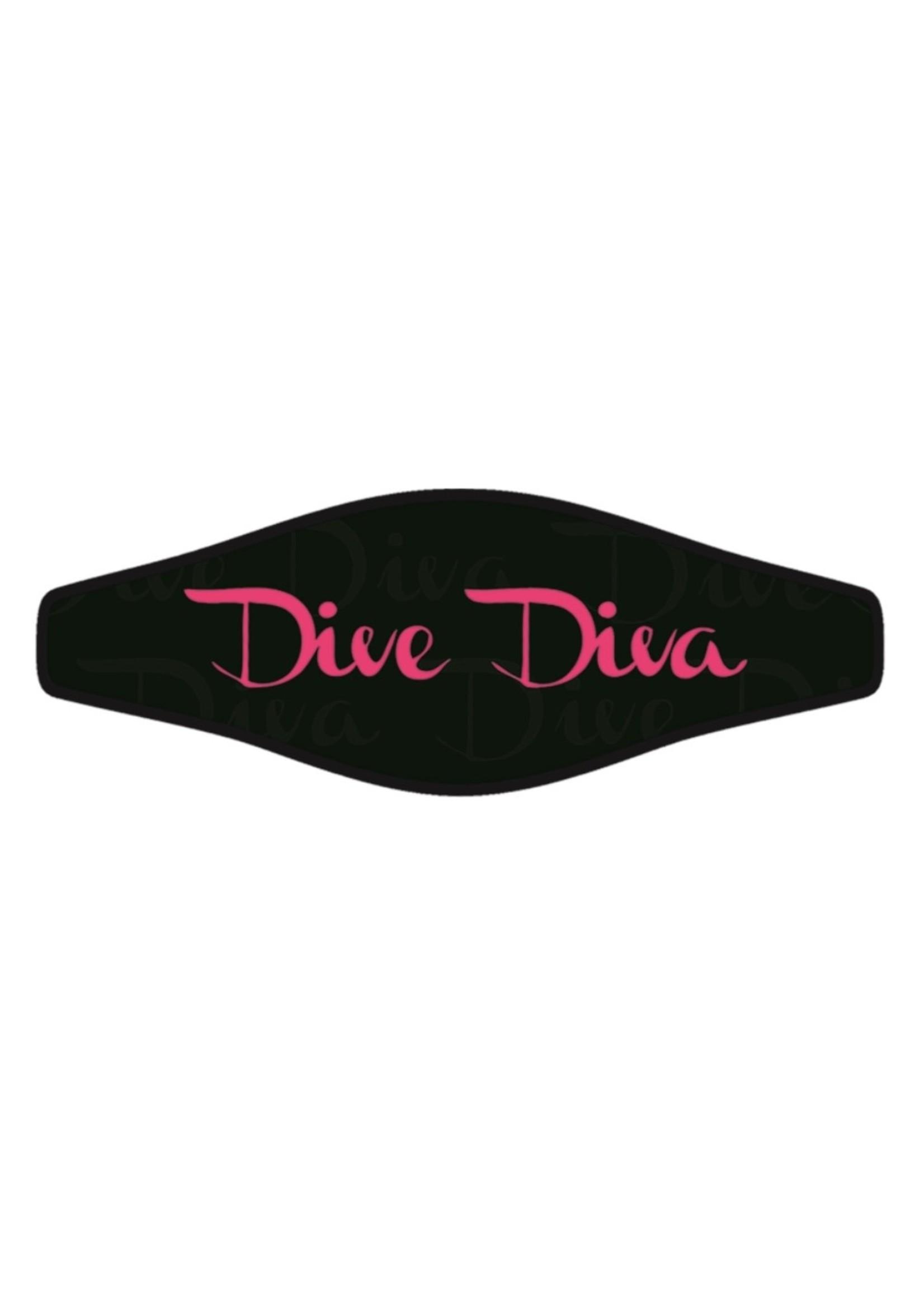 Neopreen Masker band - Diva