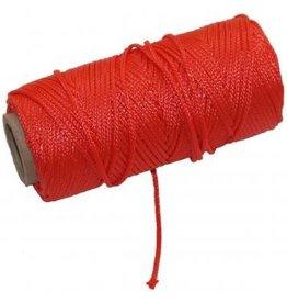 Reel touw 60m - Oranje