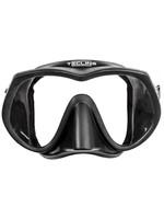 TecLine Tecline Frameless Super View masker - Zwart