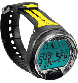 Cressi Cressi LEONARDO - Black/Yellow