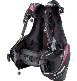 Cressi Cressi Travellight Lady BCD  - Roze