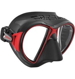 Cressi Cressi Atelier ZEUS - Black/Red
