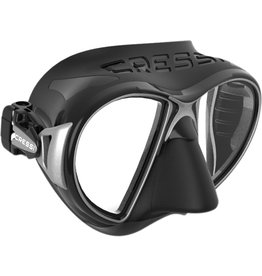 Cressi Cressi Atelier ZEUS - Black/Silver