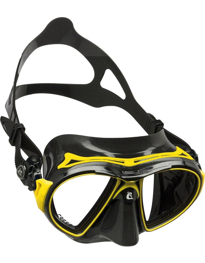 Cressi Cressi AIR - Black/Black Yellow
