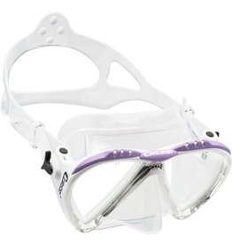 Cressi Cressi LINCE - Clear/White Lilac