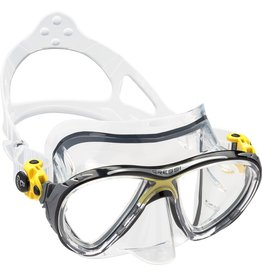 Cressi Cressi BIG EYES Evolution - Clear/Yellow