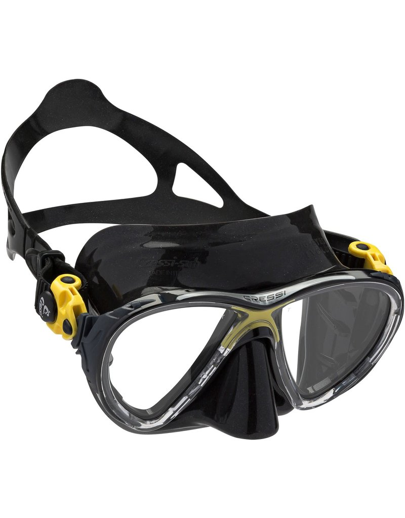 Cressi Cressi BIG EYES Evolution - Black/Yelow