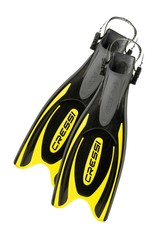 Cressi Cressi FROG PLUS - Black/Yellow