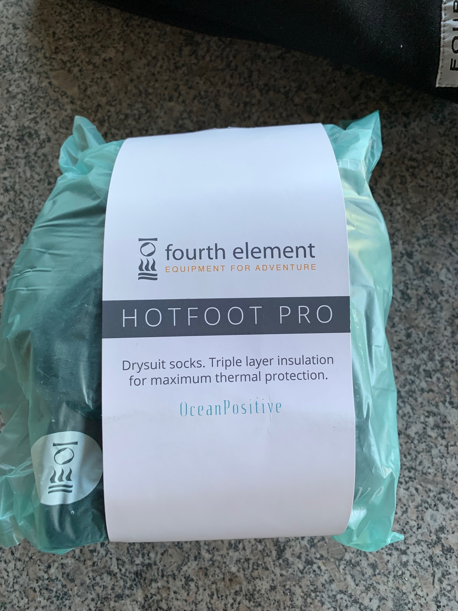 Cold feet - Product Review
