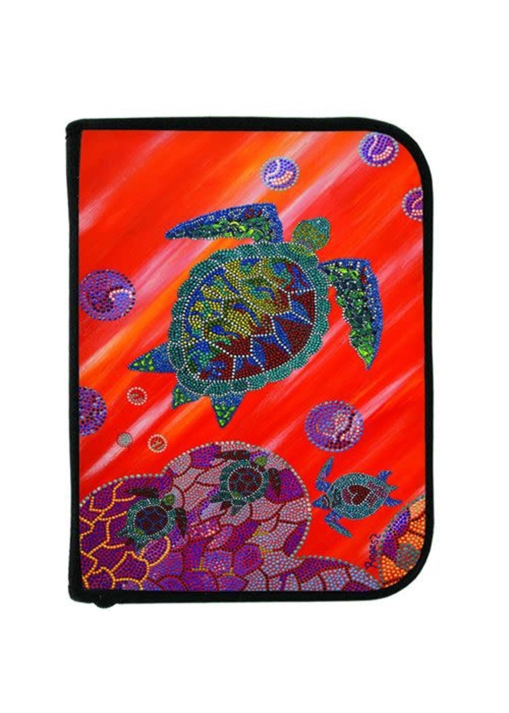 Logboek - 3 Ring - Rogest Turtle