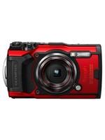 Olympus Tough TG-6 Camera - Rood