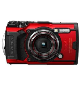 Olympus Tough TG-6 Camera - Rood