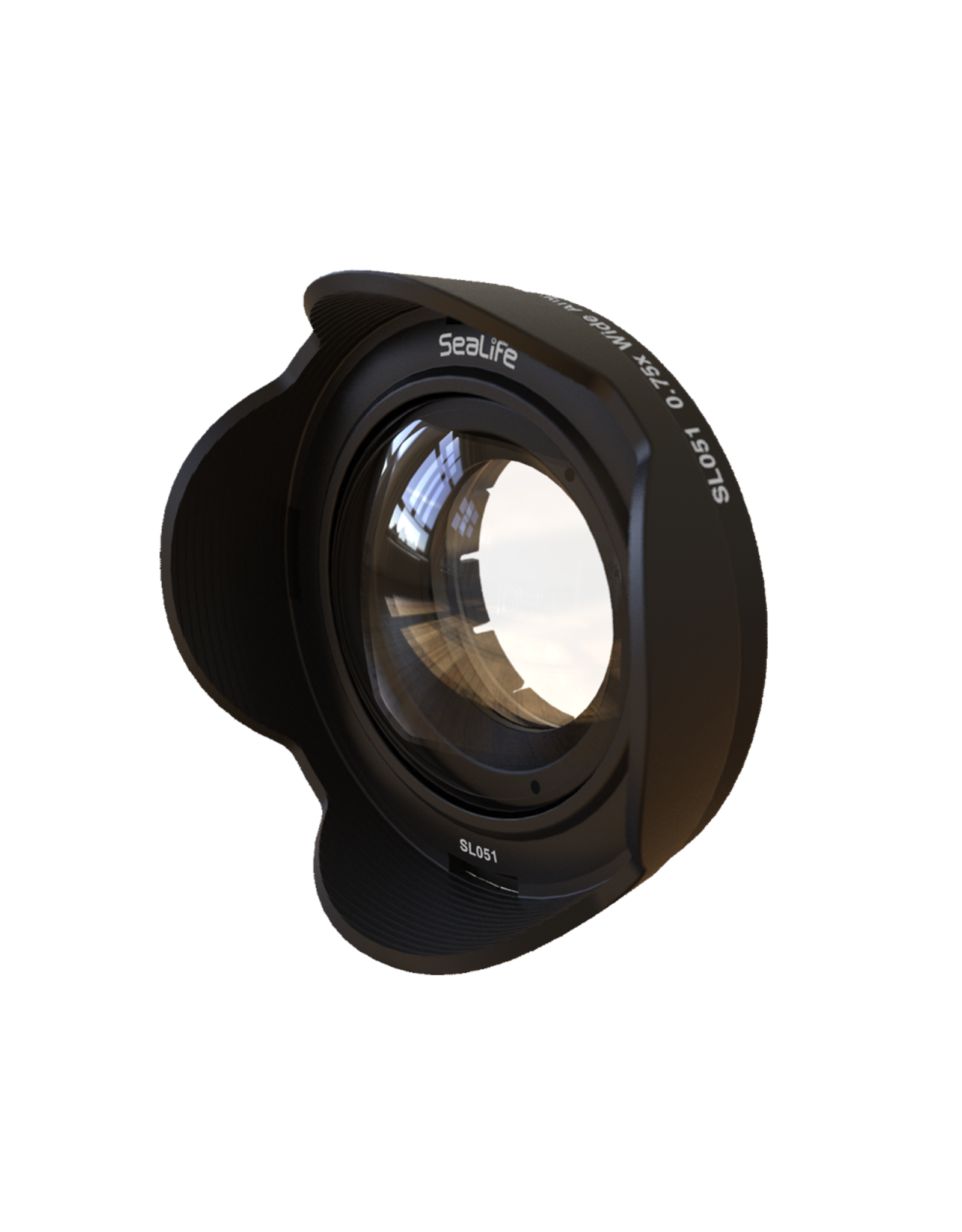 Sealife Sealife 0.75x Wide Angle Conversion Lens for DC-Series Cameras