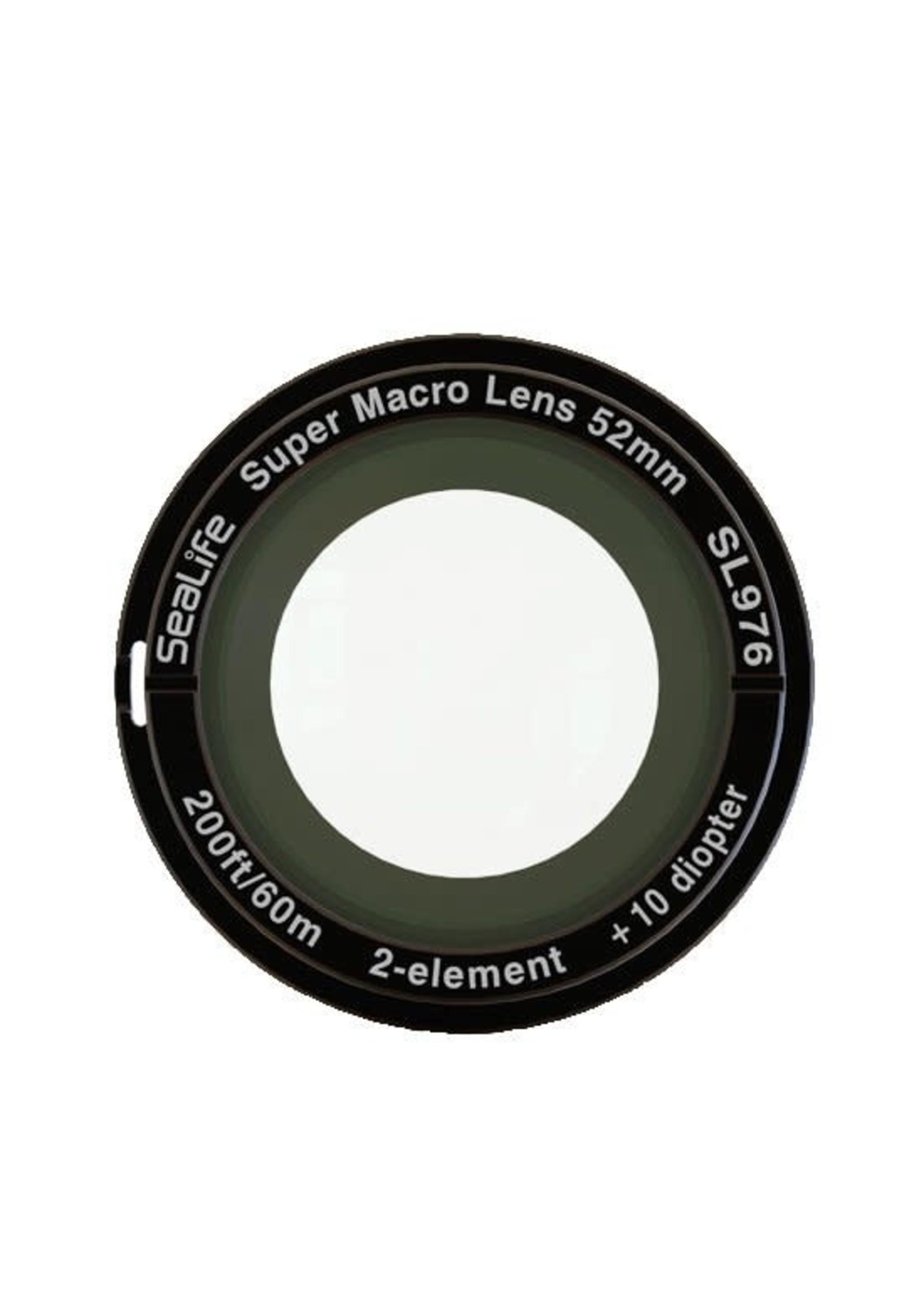 Sealife DC-Series Super Macro Lens
