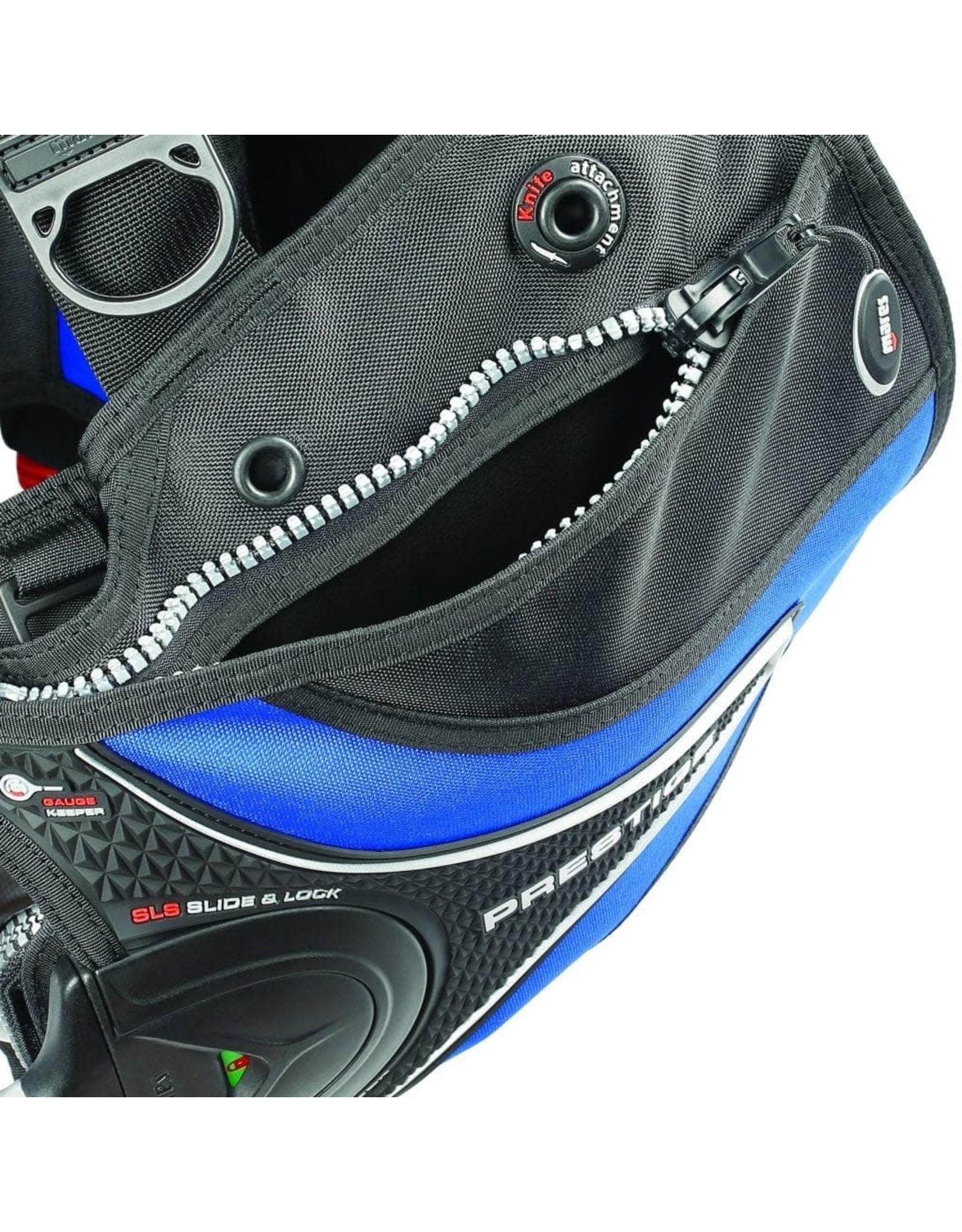 Mares Mares BCD Prestige SLS - Blauw