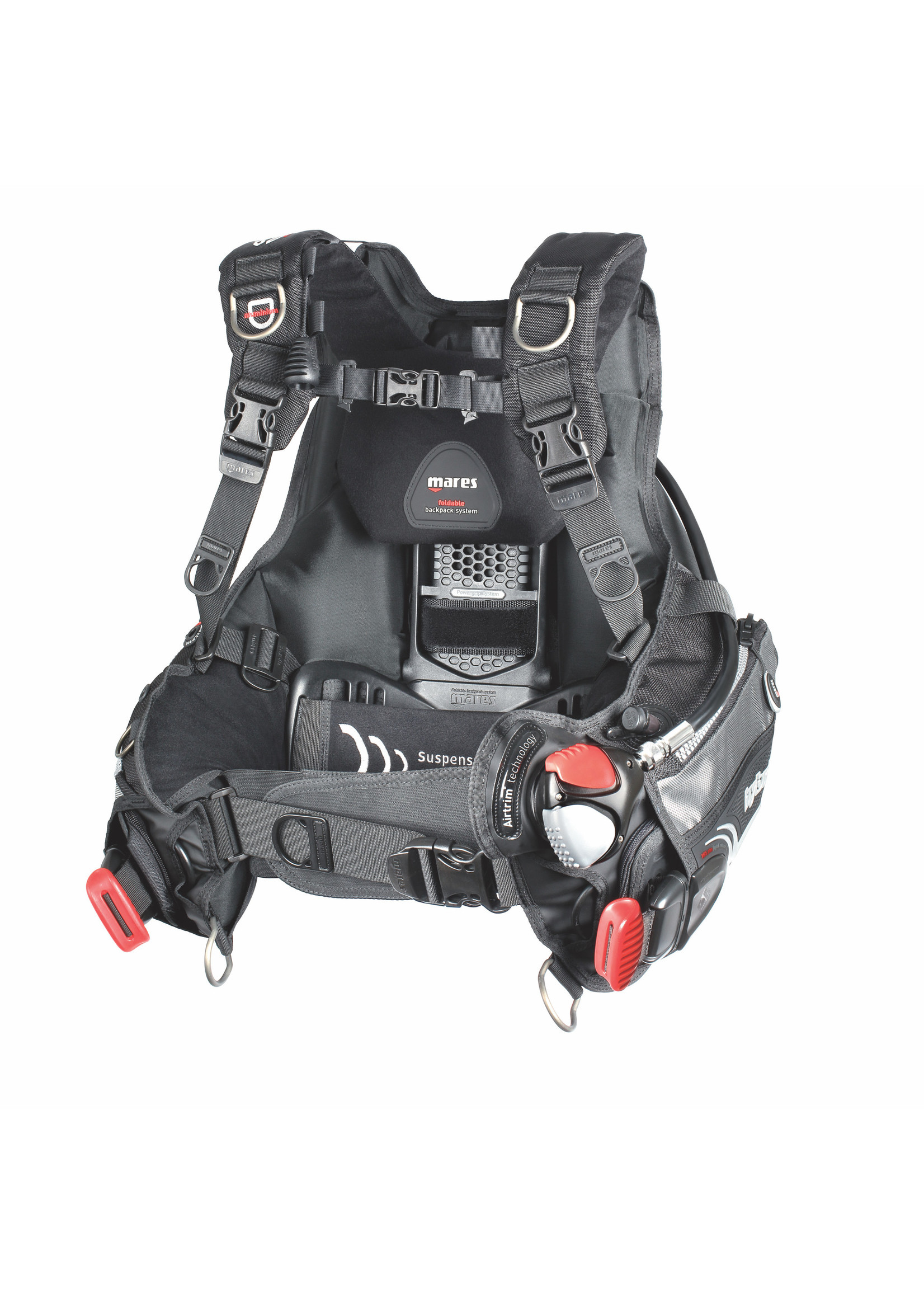Mares Mares BCD Hybrid AT