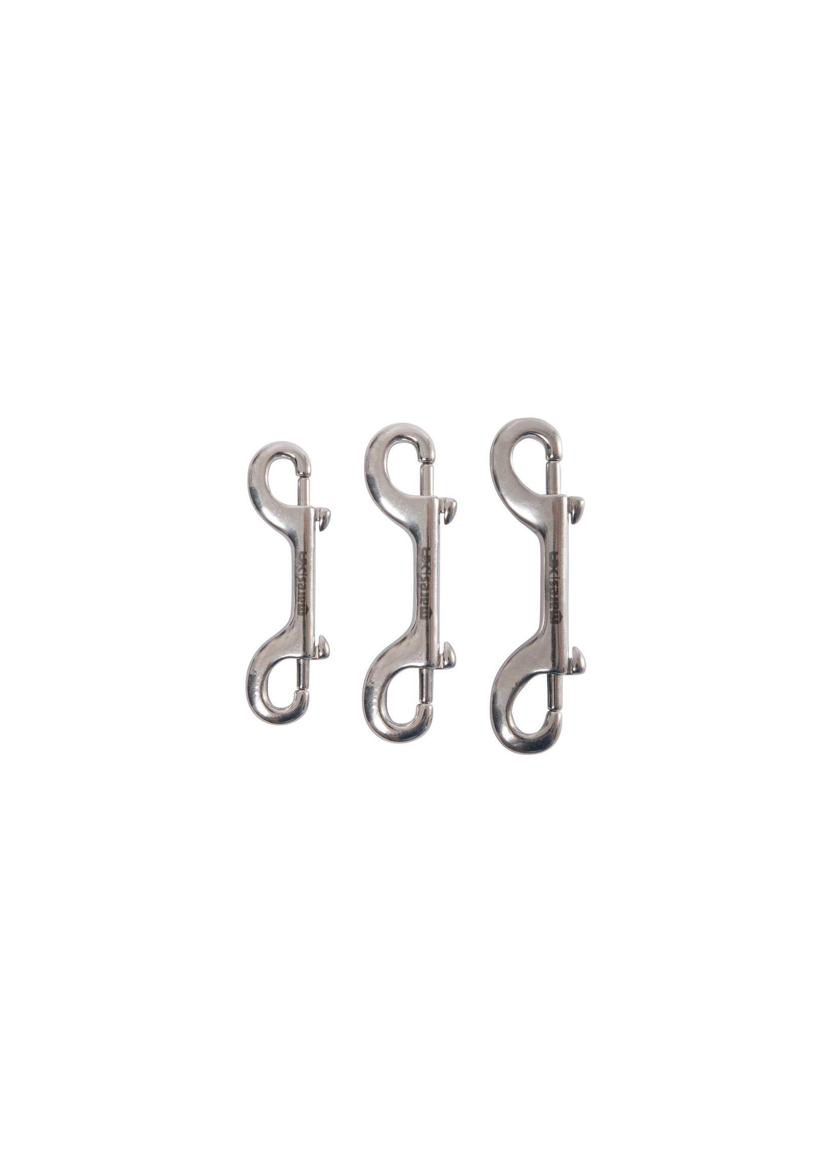 Mares Mares Double Ender Stainless Steel - diverse varianten