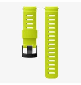 Suunto Suunto 24mm Dive 1 Silicone Strap Kit D5 Lime/Black M