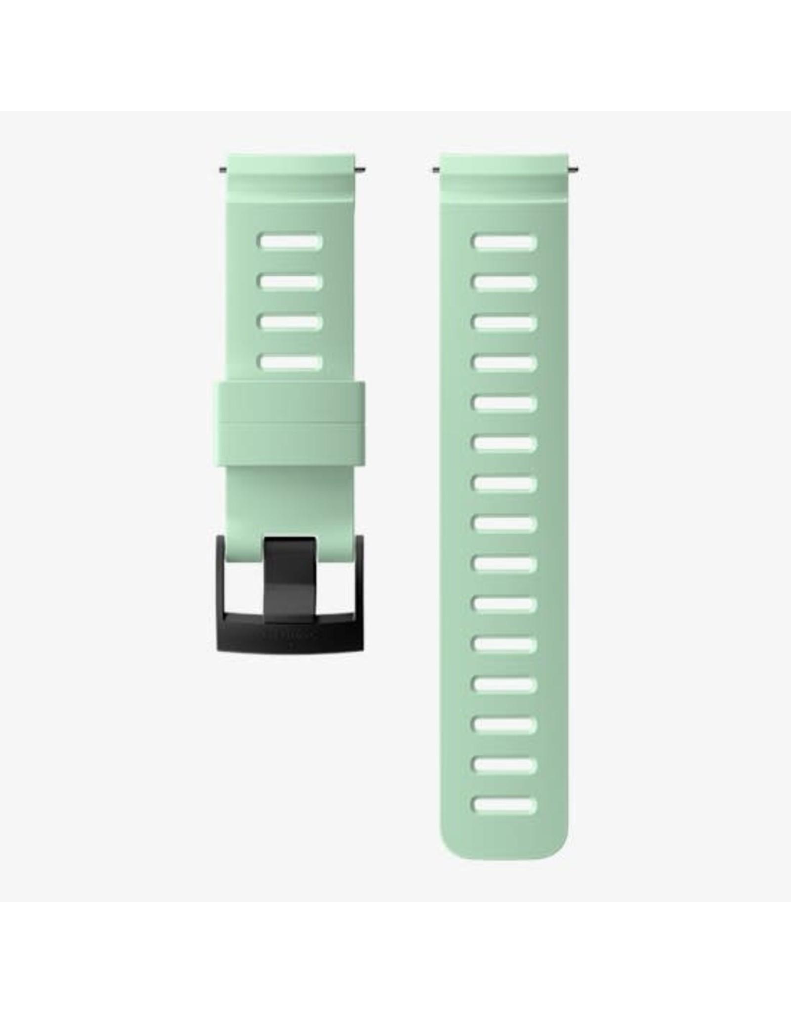 Suunto Suunto 24mm Dive 1 Silicone Strap Kit D5 Ocean/Black M