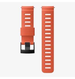 Suunto Suunto 24mm Dive 1 Silicone Strap Kit D5 Coral/Black M