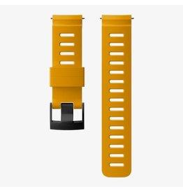 Suunto Suunto 24mm Dive 1 Silicone Strap Kit D5 Amber/Black M