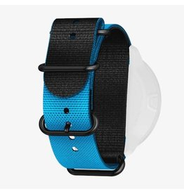 Suunto Suunto 24mm Dive 2 Textile Zulu Strap Kit D5 Blue/Black L