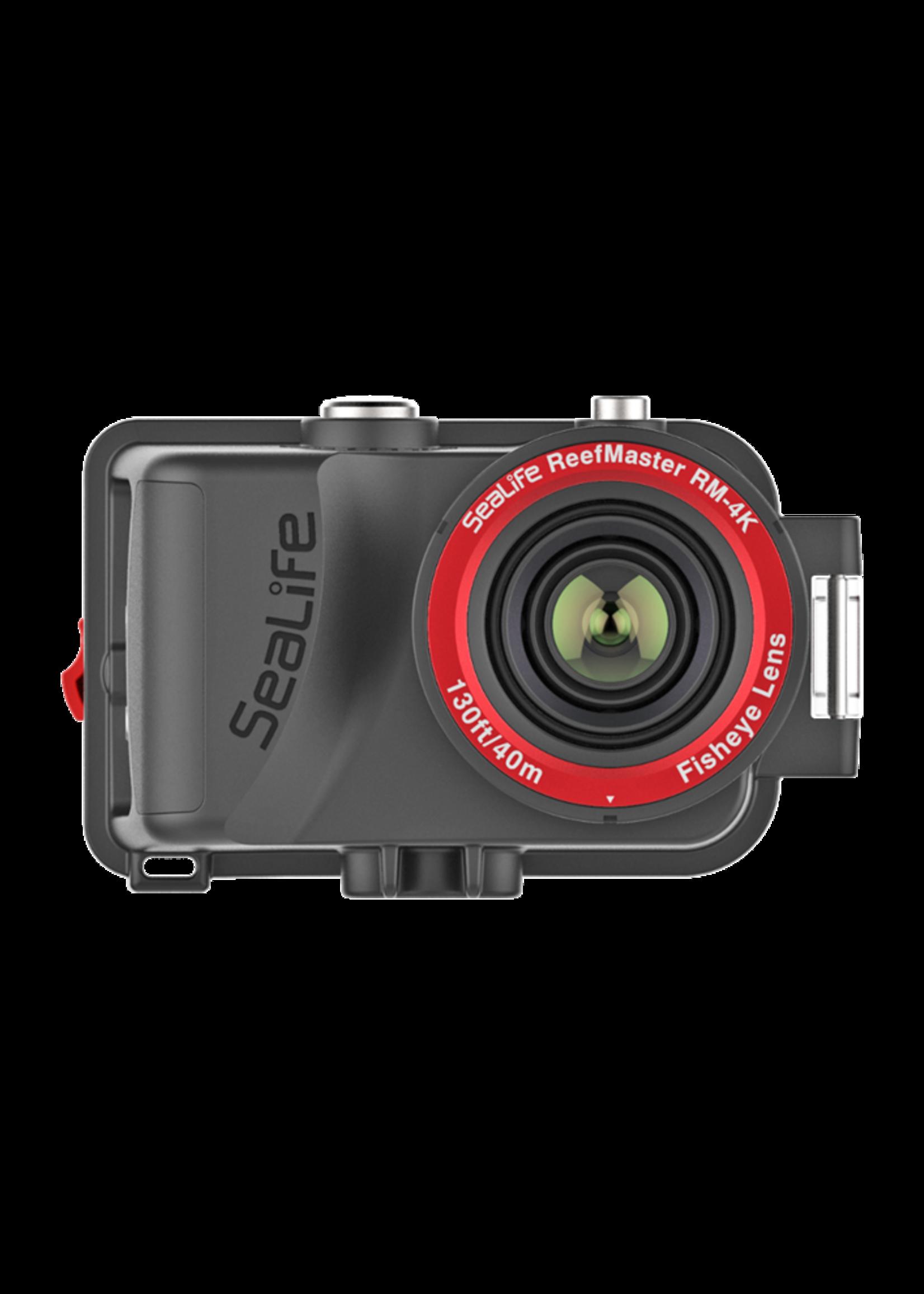 Sealife Reefmaster RM-4K Camera