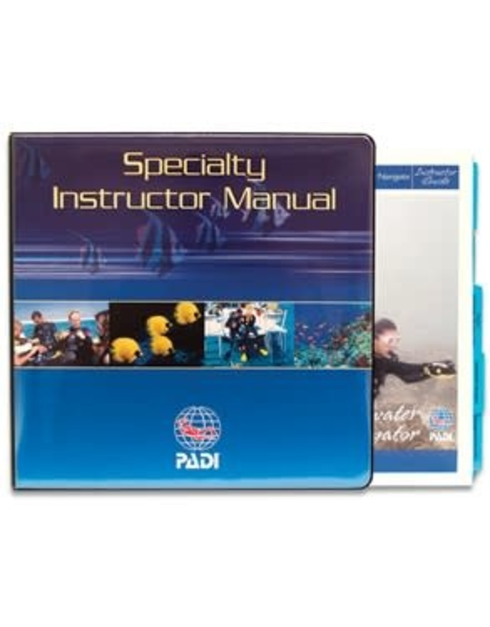 PADI PADI Manual - Specialty Course Instructor Outlines