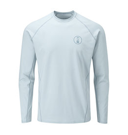 Fourth Element Fourth Element Hydro-T Long Sleeve Ice Blue - man