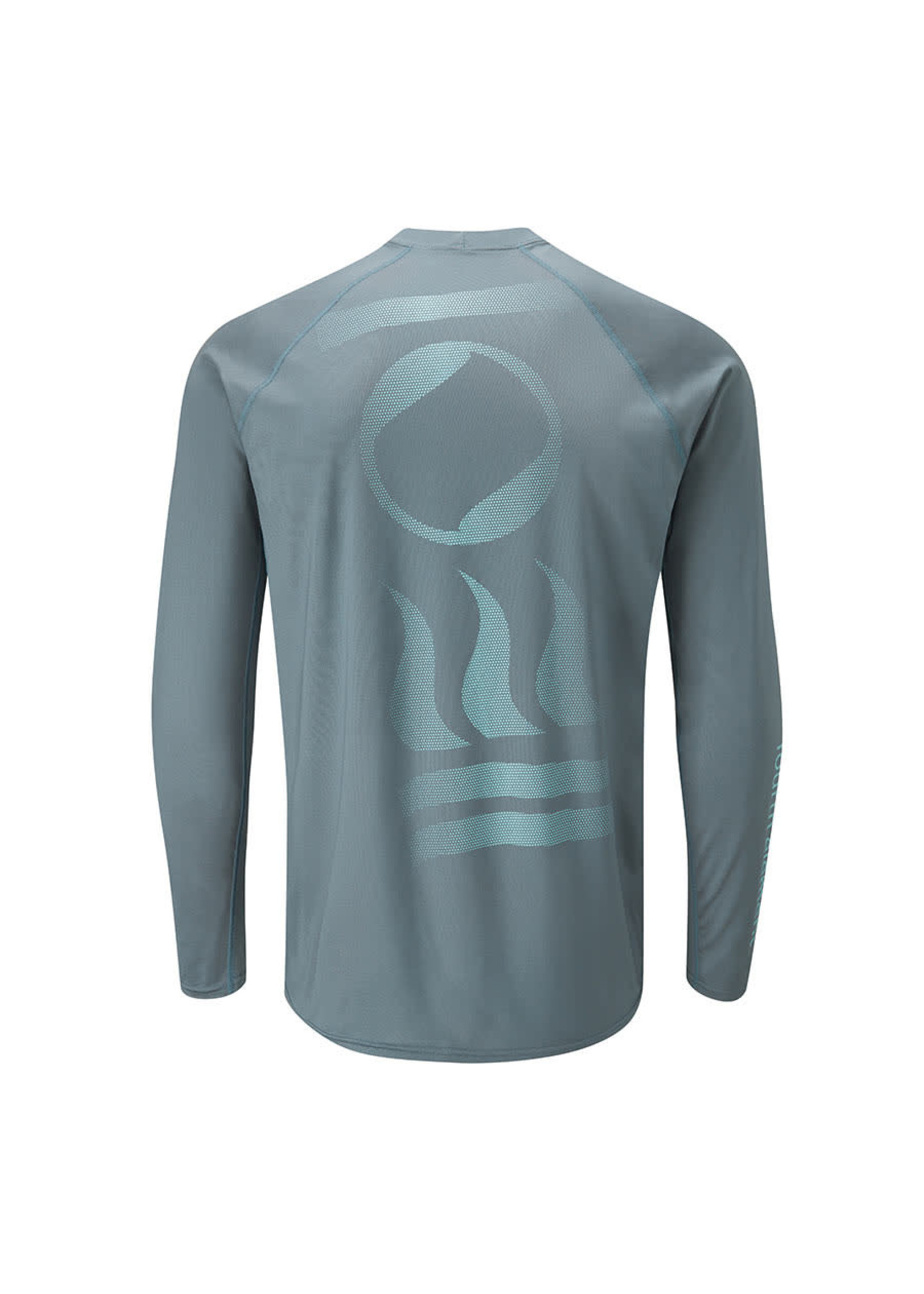 Fourth Element Fourth Element Hydro-T Long Sleeve Baltic Blue - man