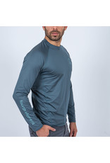 Fourth Element Fourth Element Hydro-T Long Sleeve Baltic Blue - man