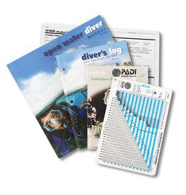 PADI PADI Crewpack - Open Water met RDP tabel