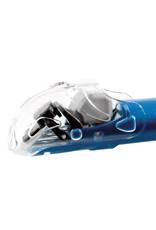 Cressi Cressi ALPHA Ultra Dry - Blue/Azure