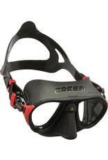 Cressi Cressi Atelier CALIBRO+ - Black/Red