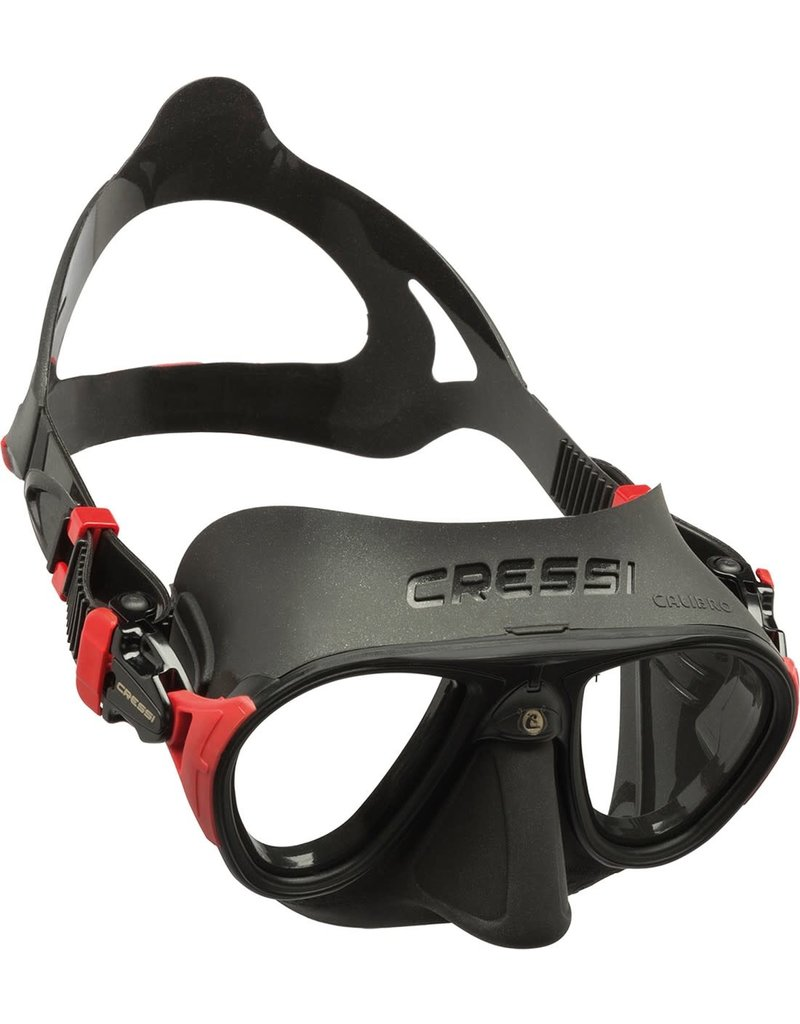 Cressi Cressi Atelier CALIBRO+ - Black/Red