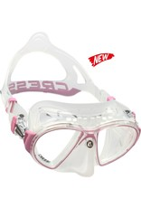 Cressi Cressi Atelier ZEUS - Clear/Pink