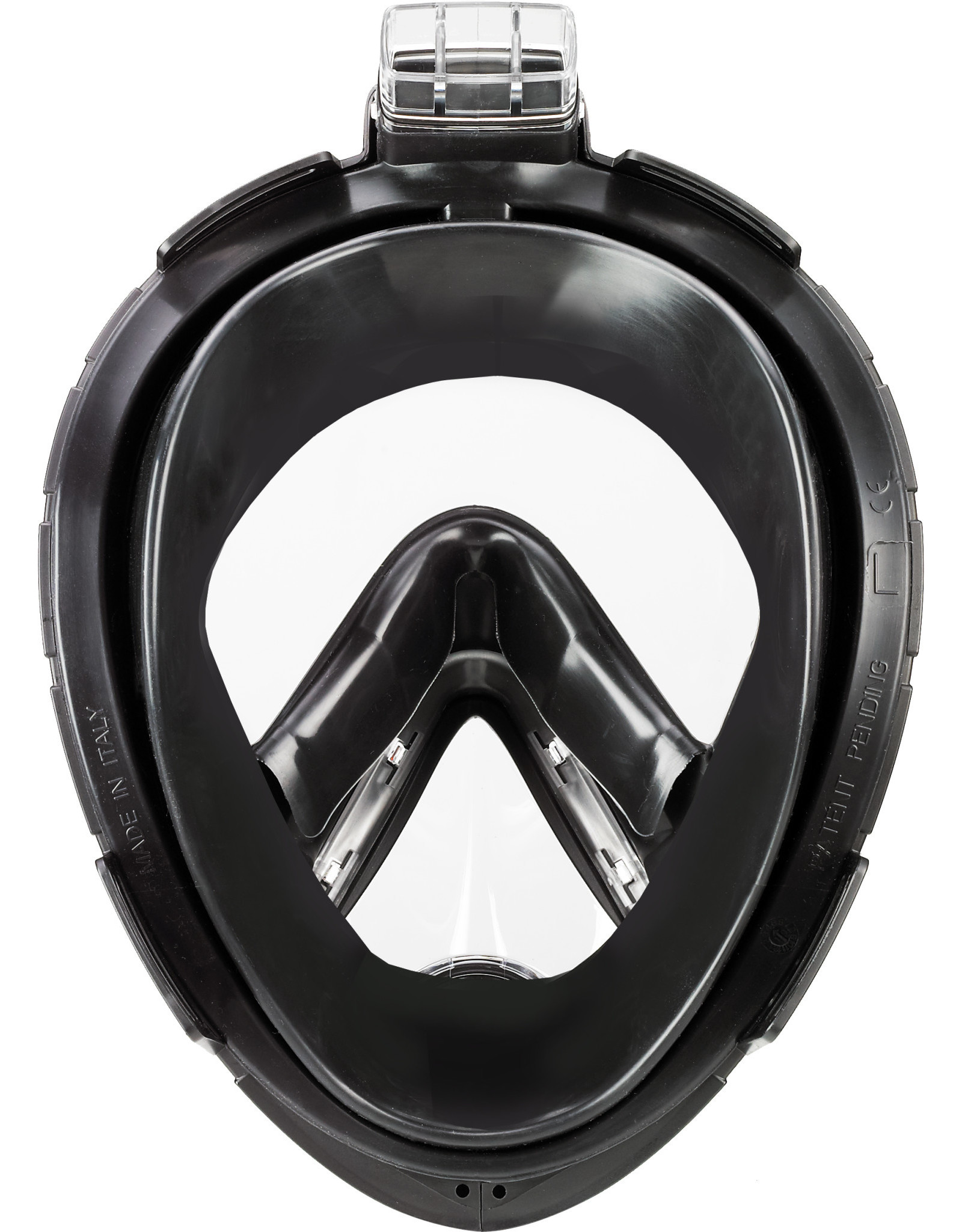TUSA TUSA Full-Face Snorkeling Mask - Black