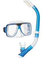 TUSA TUSA Liberator Adult Dry Combo - Clear Blue