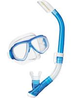 TUSA TUSA Splendive Adult Combo - Clear Blue
