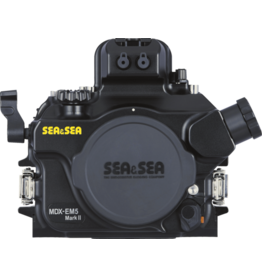 Sea&Sea Sea&Sea MDX-EM5 onderwaterhuis voor Olympus O-MD E-M5 MARK II