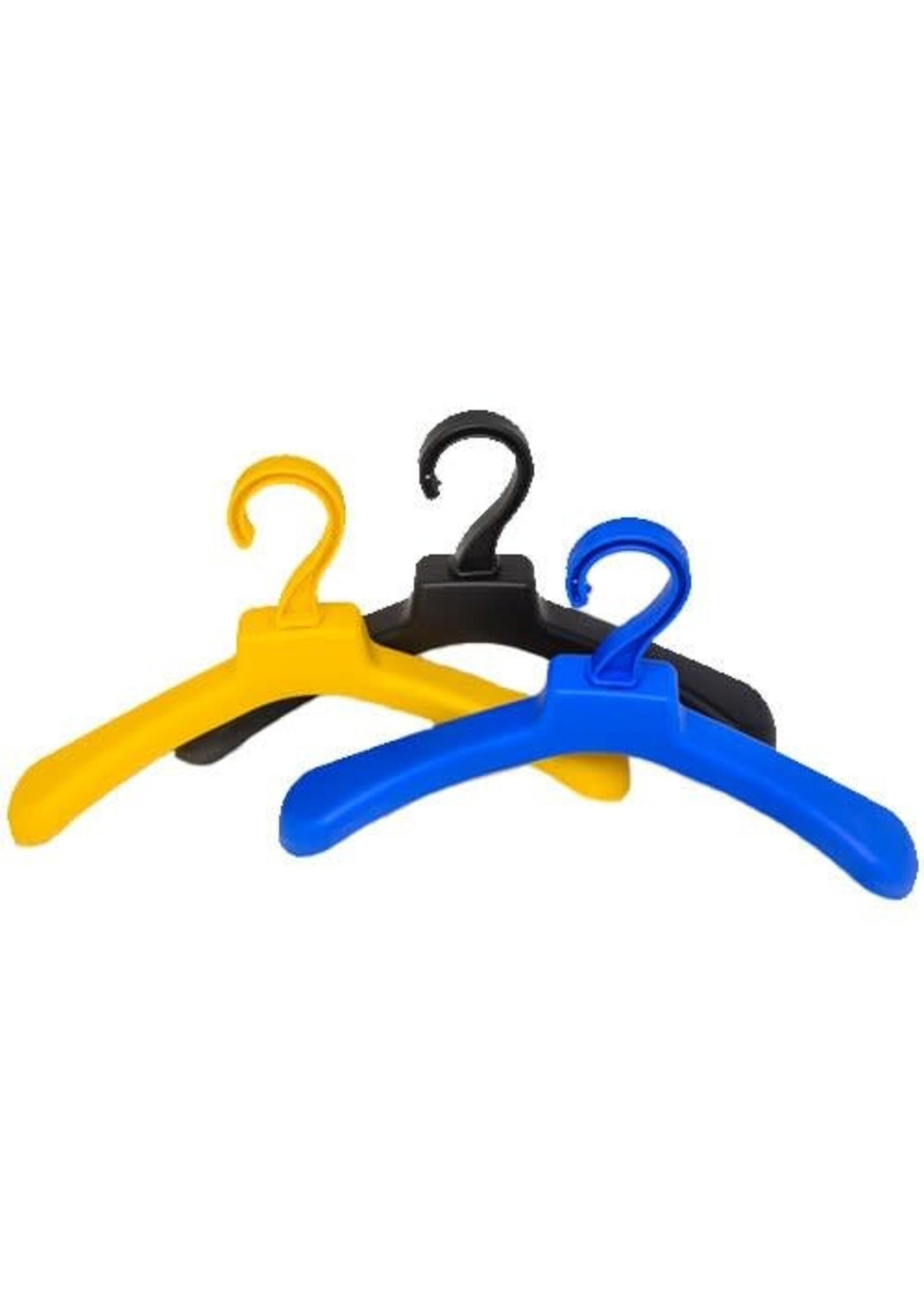 Natpak hanger met schouder - diverse varianten